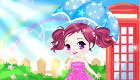 Umbrella Dress Up Game