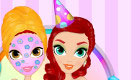 Teen Party Make Up Game