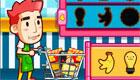 Shopping for girls