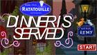 Disney Ratatouille's Restaurant