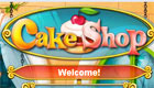 waitress games in a cake shop