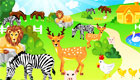 An animal park for girls
