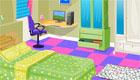 Girls bedroom decoration game