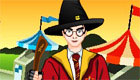 Dress up Harry Potter