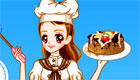 Dress Up Mary, the Pastry Chef