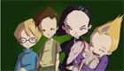 Code Lyoko Aelita Battle