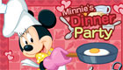 Minnie, a girl chef