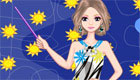 Weather girls dress up game