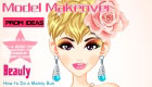 Model Make Up Game
