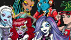 Monster High Coloring Game