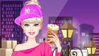 Barbie in New York
