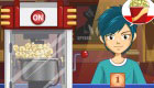 Manage a Popcorn Stand