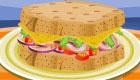 Turkey Sandwich Game