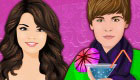 Selena and Justin Love Mix