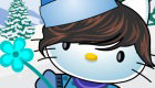 Hello Kitty Winter Dress Up