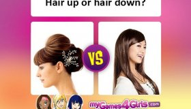 Hairstyles: How to wear your hair, up or down?