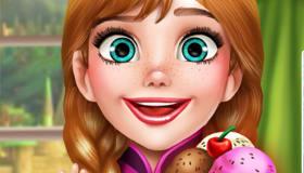 Anna Frozen Throat Doctor