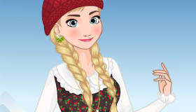 Anna Today Dress Up
