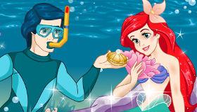 Ariel the Little Mermaid's proposal