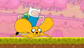 Adventure Time with Jake and Finn