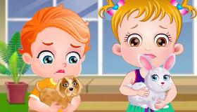 Baby Hazel Animal Hospital