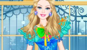 Barbie Cinderella Mobile