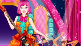 Barbie the Popstar