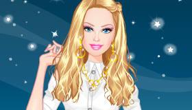 Barbie Nightlife Dress Up