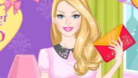 Barbie Sweet Sixteen Dress Up