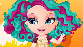 Baby Barbie Ever After High