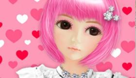 Manga Beauty Makeover