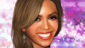 Beyonce Makeup Game