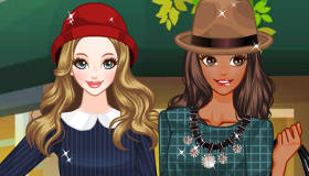 Best Friends Shopping Dress Up