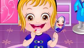 Dress Up Baby Hazel Game