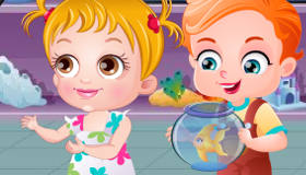 Nanny Game for Girls