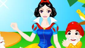 Snow White Scene Maker