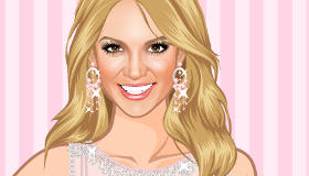 Dress Up Britney Spears
