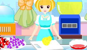 Candy Shop Management