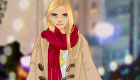 Dress Up Cara Delevingne