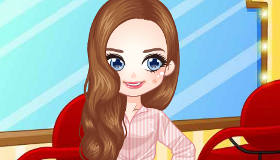 Dress Up Chibi Miranda Kerr