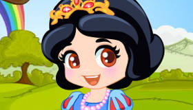 Snow White Chibi Dress Up