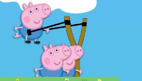 Kamikaze George Pig