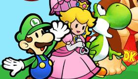 Mario Bros Bounce