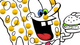 Spongebob Art Game