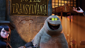 Hotel Transylvania Game for iPad