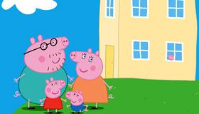 Peppa Pig at School