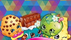Shopkins Hidden Objects