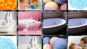 Kids Bath Game
