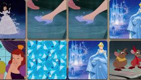 Cinderella Memory Game