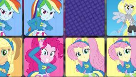 Equestria Girls Puzzle